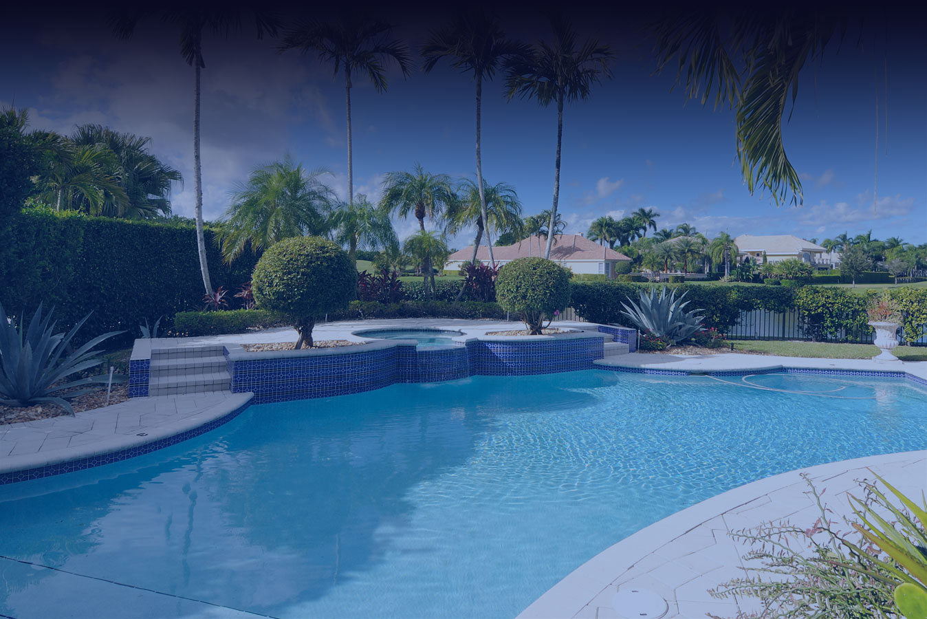 Pool Services Amp Maintenance South Miami Dade A Touch